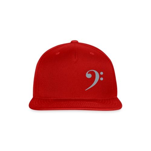 Hat Bass - Snap-back Baseball Cap