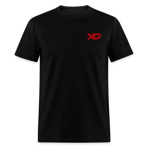 [XD] Mini Red Camo - Men's T-Shirt