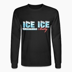 ICE ICE Baby Long Sleeve Shirts