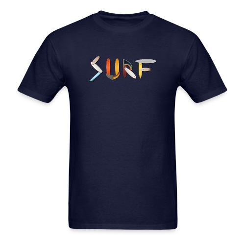 Surf Boards - Men's T-Shirt