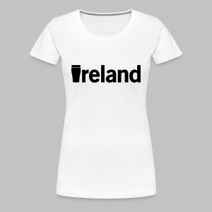 Pint Ireland - Women's Premium T-Shirt