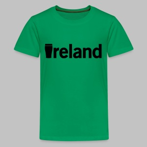 Pint Ireland - Kids' Premium T-Shirt