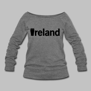 Pint Ireland - Women's Wideneck Sweatshirt