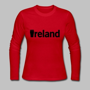 Pint Ireland - Women's Long Sleeve Jersey T-Shirt
