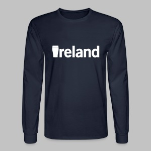 Pint Ireland - Men's Long Sleeve T-Shirt