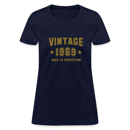 Vintage 1969 - Women's T-Shirt