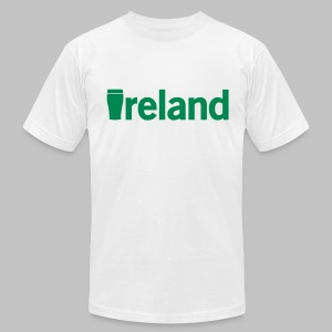 Pint Ireland - Men's T-Shirt by American Apparel
