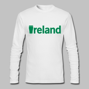 Pint Ireland - Men's Long Sleeve T-Shirt by Next Level