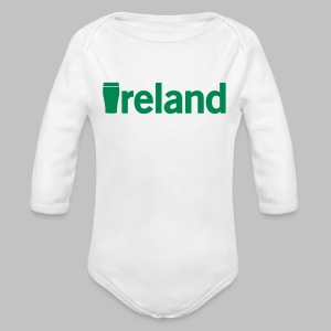 Pint Ireland - Long Sleeve Baby Bodysuit