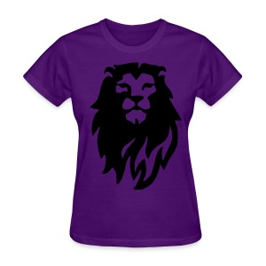 Lion Head - Women's T-Shirt