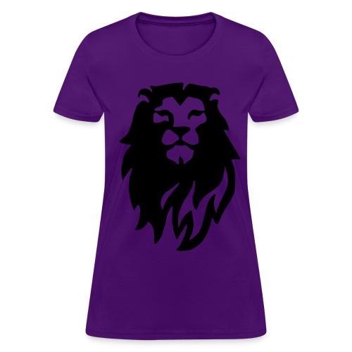 Lion Head - Women's T-Shirt