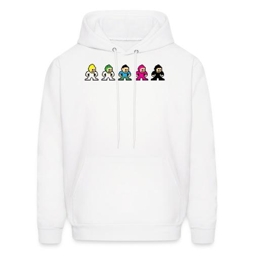 16 bit beme hoodie - Men's Hoodie