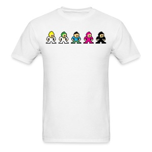 16 bit beme men - Men's T-Shirt