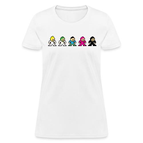 16 bit beme women - Women's T-Shirt