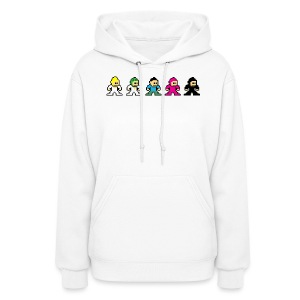 16 bit beme hoodie - Women's Hoodie