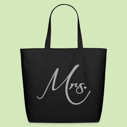Mrs. - Eco-Friendly Cotton Tote