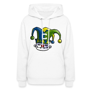 ClownDubstep Male - Women's Hoodie