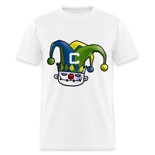 ClownDubstep Male - Men's T-Shirt