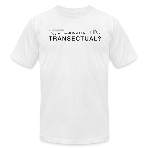 Transectual (BK) - Men's Fine Jersey T-Shirt