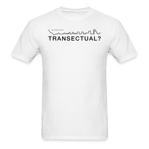 Transectual (BK) - Men's T-Shirt