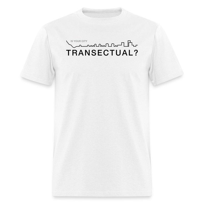 Transectual (BK) - Men's T-Shirt