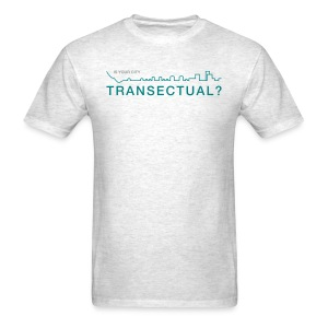 Transecual (GRN) - Men's T-Shirt