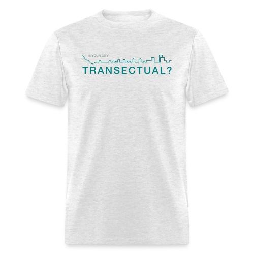Transecual (GRN) - Men's T-Shirt