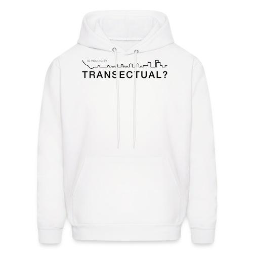 Transectual (BK) - Men's Hoodie