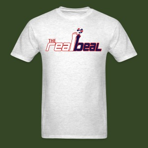 The Real Beal - Men's T-Shirt