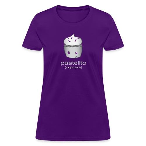 Pastelito (Cupcake) Women's T-Shirt - Women's T-Shirt