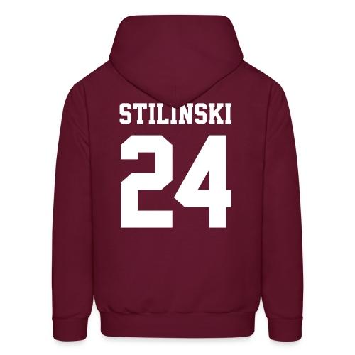 STILINSKI 24 - Team Captain Hoodie - Men's Hoodie