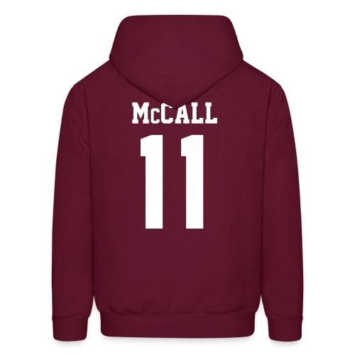 McCALL 11 - Team Captain Hoodie - Men's Hoodie