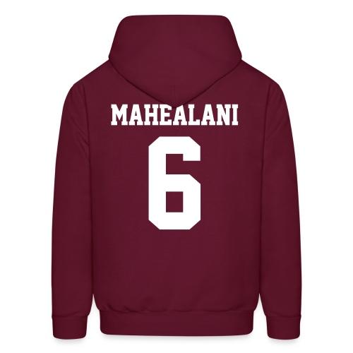 MAHEALANI 6 - Team Captain Hoodie - Men's Hoodie