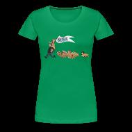 T-Shirts ~ Women's Premium T-Shirt ~ Women's Tee: The Mandrew March!