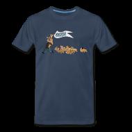 T-Shirts ~ Men's Premium T-Shirt ~ Men's Tee: The Mandrew March!