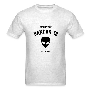 Hangar 18 - Men's T-Shirt