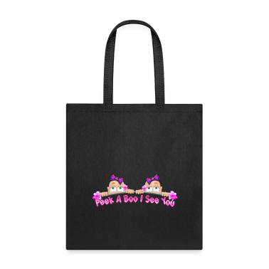 Peek a Boo I See You Baby Boo Twins Girls 0 Bags & backpacks
