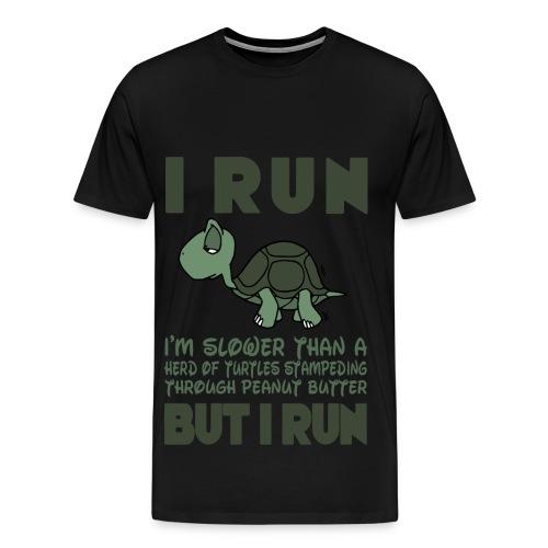 Turtle Speed - Men's Premium T-Shirt