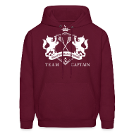 Hoodies ~ Men's Hoodie ~ Team Captain