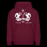 Hoodies ~ Men's Hoodie ~ Team Captain