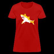 Women's T-Shirts ~ Women's T-Shirt ~ [sirgreatwhite]