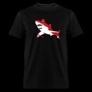 T-Shirts ~ Men's T-Shirt ~ [sirgreatwhite]