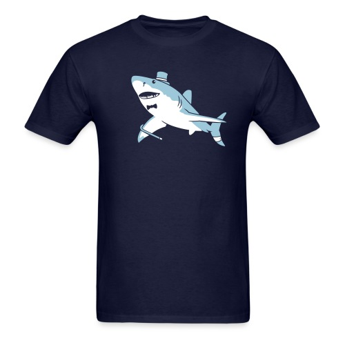 [sirgreatwhite] - Men's T-Shirt