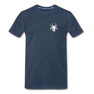 Men's Black Widow T-Shirt - Men's Premium T-Shirt