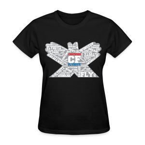 Certified words - Women's T-Shirt