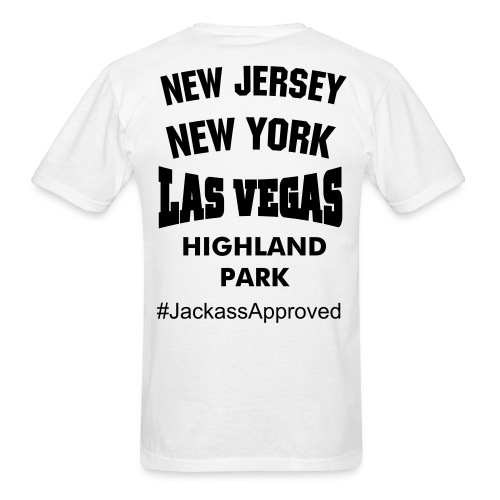 Jackass Approved - Men's T-Shirt
