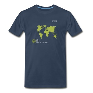 FH Map Green - Men's Premium T-Shirt