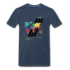 FH Map 2 - Men's Premium T-Shirt