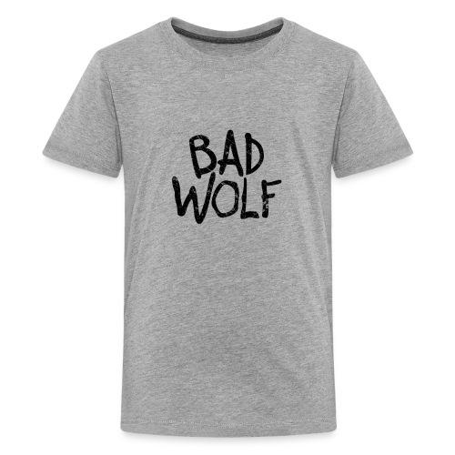 Bad Wolf - Doctor Who  | Robot Plunger - Kids' Premium T-Shirt