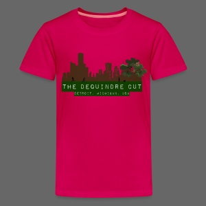 The Dequindre Cut - Kids' Premium T-Shirt